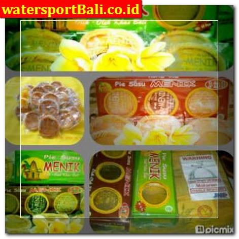 Pie Susu Menik Bali