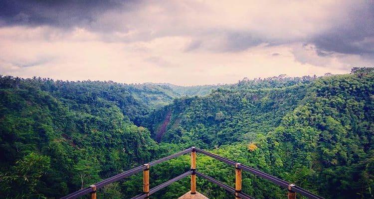 Tambah Greget. Ini Dia Pesona Lembah Tukad Melangit di Bali yang Asyik Buat Foto 1