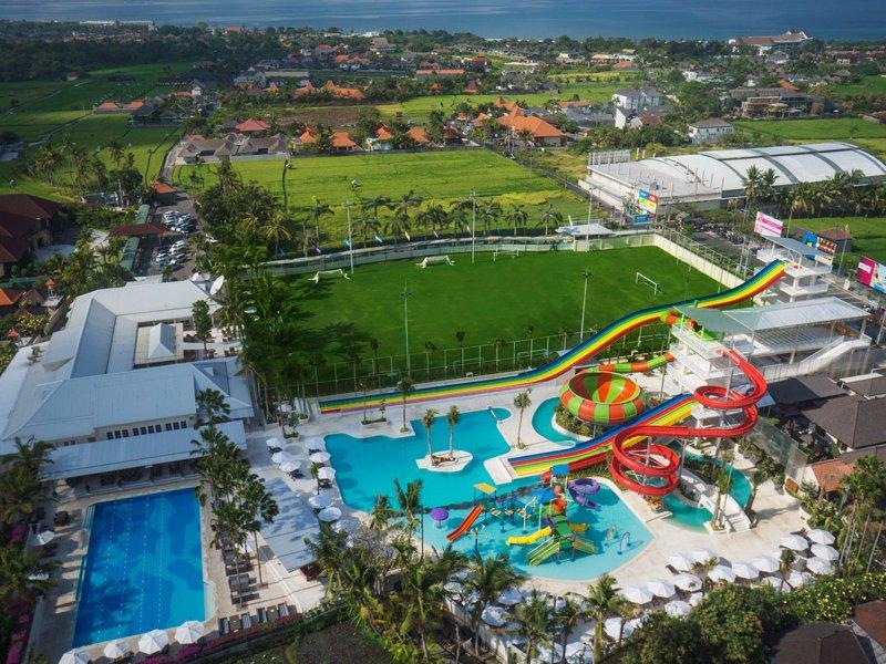 Bingung Cari Tempat Wisata? Ini Dia New Kuta Green Park, Pilihan Wisata Keluarga Seru dan Populer di Pulau Bali 1